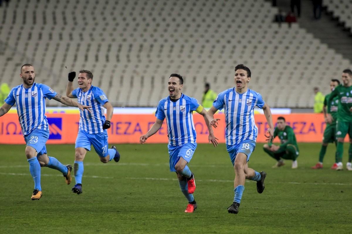 Κύπελλο: Η Λαμία απέκλεισε ξανά τον Παναθηναϊκό, 4-2 στα πέναλτι 14