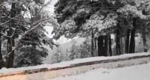 Έκτακτο δελτίο επιδείνωσης του καιρού: Έρχονται πυκνές χιονοπτώσεις και πολικές θερμοκρασίες