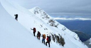 Ε.Ο.Σ. Καλαμάτας: Χειμερινή Ανάβαση στην κορυφή του Ταϋγέτου (2.407μ.)