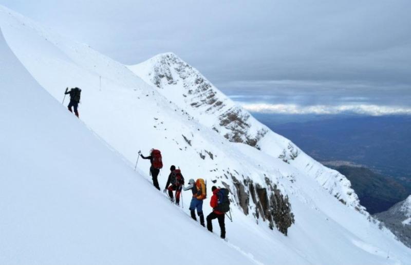 Ε.Ο.Σ. Καλαμάτας: Χειμερινή Ανάβαση στην κορυφή του Ταϋγέτου (2.407μ.) 22