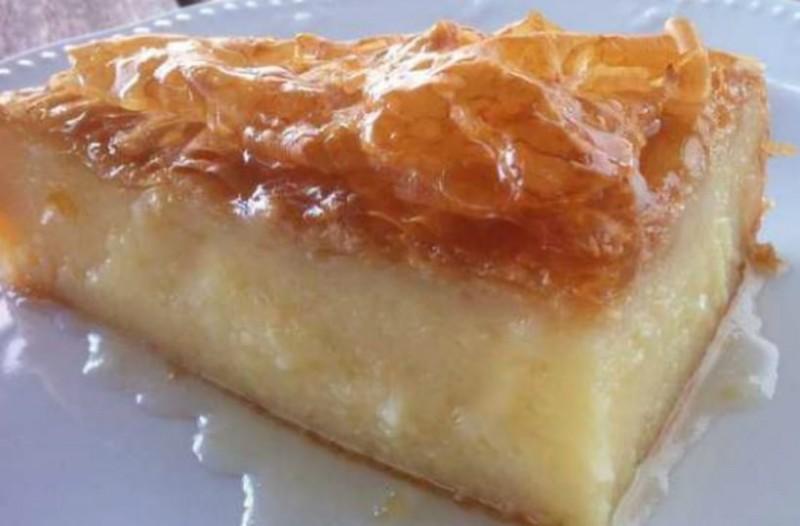 Γαλακτομπούρεκο: Το γευστικότερο γλυκό του ταψιού 3