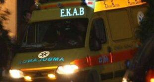 ΙΧ επιβατικό παρέσυρε και σκότωσε 78χρονο στην Εθνική οδό Πύργου- Μεθώνης