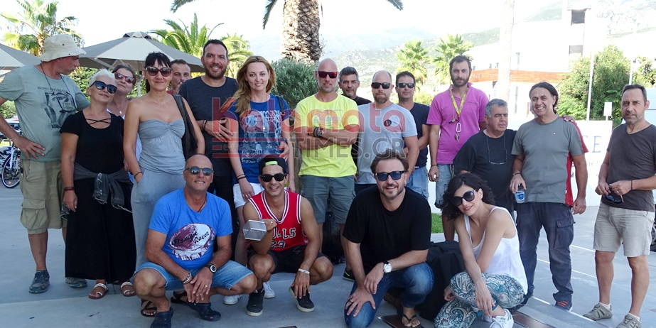 Πέτα την φριτέζα: Ξανά στην Καλαμάτα για τα νέα επεισόδια 2