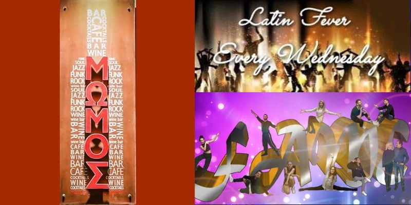 Latin Fever every wednesday στο Μώμος cafe bar 11