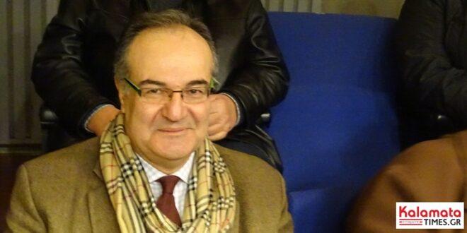 Επίσκεψη στις Βρυξέλλες ο υπ. δήμαρχος Καλαμάτας Βασίλης Κοσμόπουλος