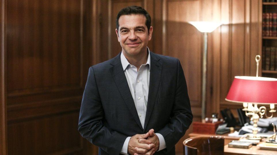 """""""Βρίσκομαι στη Β. Ελλάδα ή στη νότια Μακεδονία;"""" - Ποια παρουσιάστρια έκραξε τον Τσίπρα; 6"""