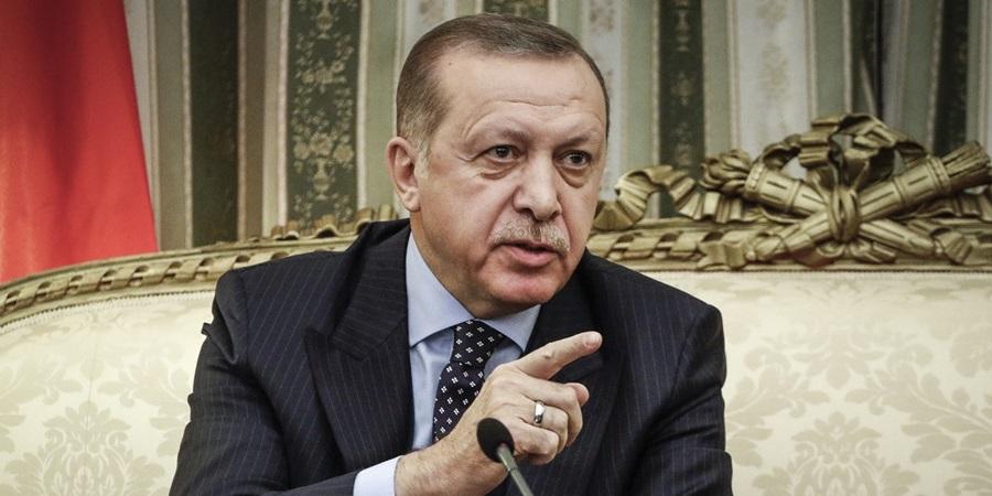 Ερντογάν: «Θα ρίξω τους Ελληνες στη θάλασσα» 23