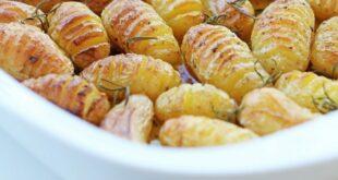 Μαγείρεψε τις πιο νόστιμες πατάτες με βούτυρο στον φούρνο