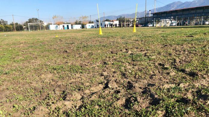 Καλαμάτα: Προπόνηση σε γήπεδο… χωράφι 8
