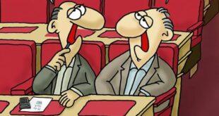 Τα «σπάει» ο Αρκάς με το νέο εκπληκτικό σκίτσο του για τους βουλευτές των ΑΝΕΛ που στηρίζουν την κυβέρνηση