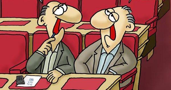 Τα «σπάει» ο Αρκάς με το νέο εκπληκτικό σκίτσο του για τους βουλευτές των ΑΝΕΛ που στηρίζουν την κυβέρνηση 5