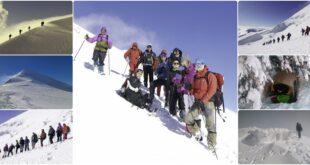 Ανάβαση στον Ταύγετο με τον ορειβατικό σύλλογο Καλαμάτας