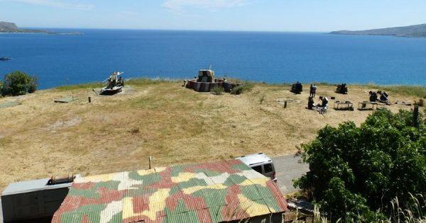 «Τείχος» προστασίας στα νησιά του Αιγαίου: Θωρακίζονται με δεκάδες αντιαεροπορικά πυροβόλα 1