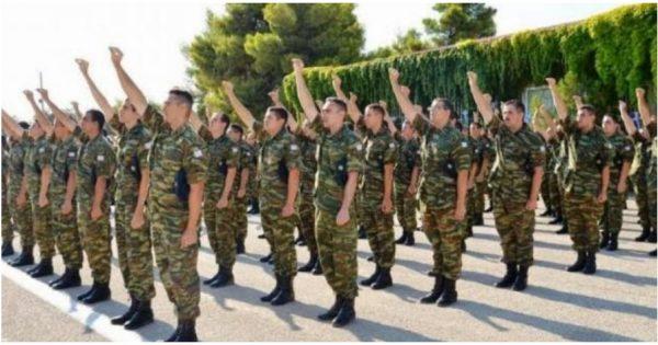 Θητεία: Ανακοινώθηκαν αλλαγές στην κατάταξη του Στρατού Ξηράς – Τι αλλάζει! 8