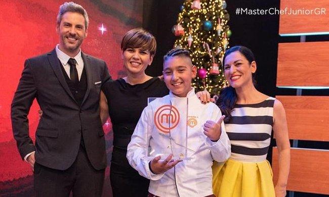 MasterChef junior: Νικητής με την αξία του ο μικρός Κωνσταντίνος! 22