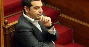 Ο Τσίπρας ανακοίνωσε αύξηση του κατώτατου μισθού στα 650 ευρώ