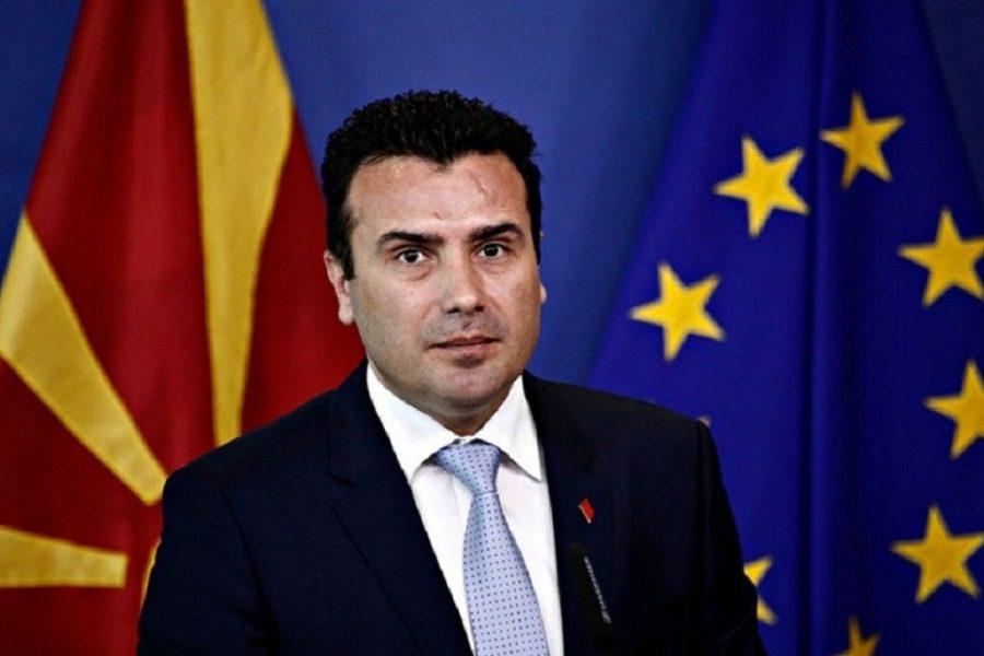 Επίτευξη πλειοψηφίας στη Βουλή της ΠΓΔΜ ανακοίνωσε επισήμως ο Ζάεφ 6