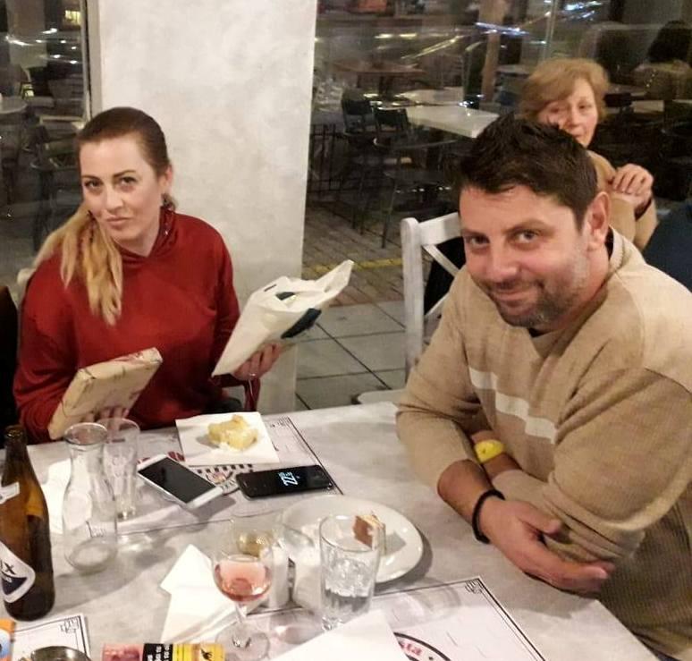 Το τμήμα βόλεϊ του Α.Ο. ΑΚΡΙΤΑΣ έκοψε την πίτα του στο «il camino»