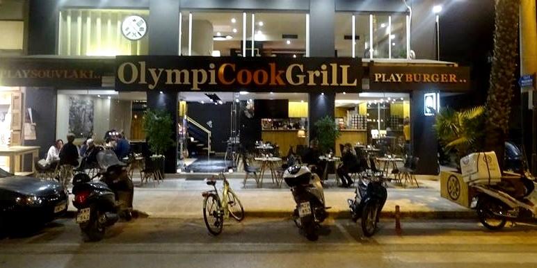 Προσφορά από το OlympiCook Grill με ένα τηλεφώνημα 14