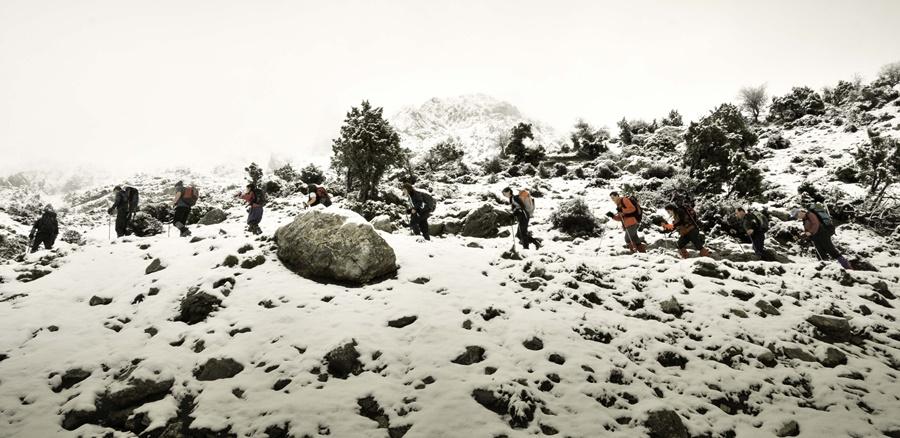 Ε.Ο.Σ. Καλαμάτας Ανάβαση στο Αρτεμίσιο (κορυφή Μαλεβός 1.771μ.) 4