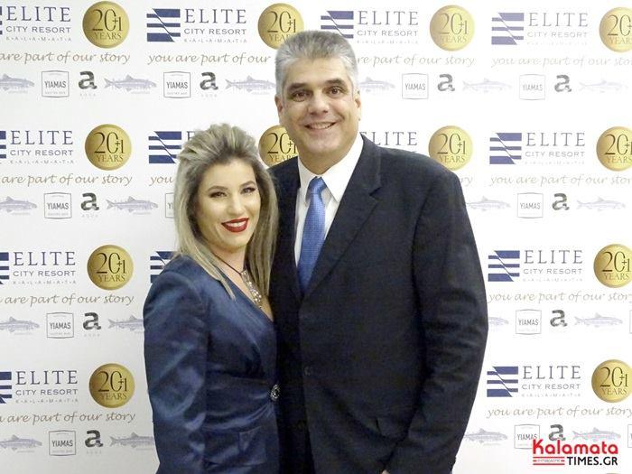 elite city resort επετειακή βραδιά για τα 20+1 χρόνια λειτουργίας του