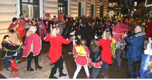7ο Καλαματιανό Καρναβάλι ο ρυθμός και το κέφι συνεχίζεται