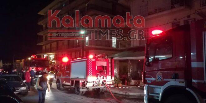 Σοκαριστική μαρτυρία: Αυτόπτης μάρτυρας συγκλονίζει με την περιγραφή της έκρηξης στην Καλαμάτα