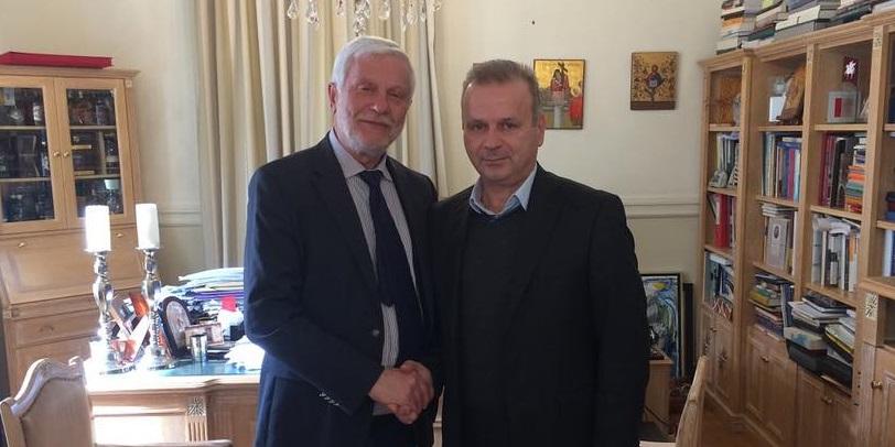 Ο Ηλίας Γεωργόπουλος στο ψηφοδέλτιο της Νέας Πελοποννήσου στη Μεσσηνία 26