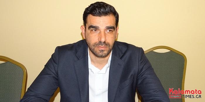 Κωνσταντινέας: Δεν ξανακατεβαίνω βουλευτής εάν δεν καταφέρω να φέρω για τη Μεσσηνία το ελάχιστο για τον αθλητισμό 26