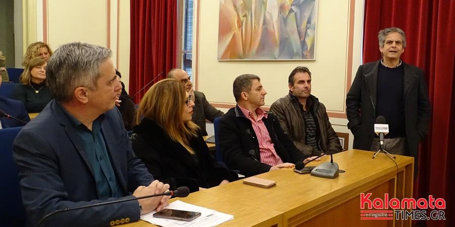 Ο Σταμάτης Μπεχράκης στον συνδυασμό του Μάκαρη που ανακοίνωσε άλλους πέντε 8