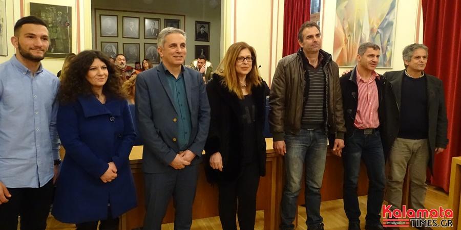 Ο Σταμάτης Μπεχράκης στον συνδυασμό του Μάκαρη που ανακοίνωσε άλλους πέντε 4