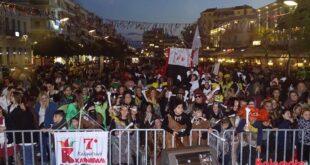 Το 7ο Καλαματιανό Καρναβάλι 2019 συνεχίζεται με συναυλία του Δημήτρη Καραδήμου