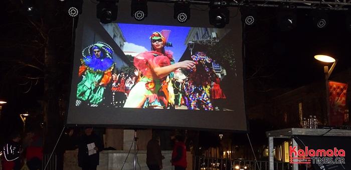 Δείτε βίντεο και φωτογραφίες από την έναρξη του  7ου Καλαματιανού καρναβαλιού 15