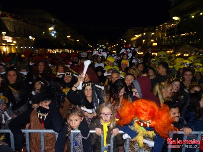 Δείτε βίντεο και φωτογραφίες από την έναρξη του  7ου Καλαματιανού καρναβαλιού 16