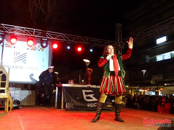 Δείτε βίντεο και φωτογραφίες από την έναρξη του  7ου Καλαματιανού καρναβαλιού 8
