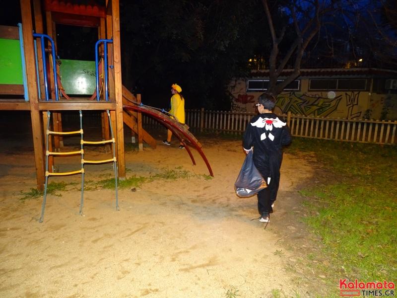 Το πάρκο της Καλαμάτας πλημμύρισε από καρναβαλιστές 11