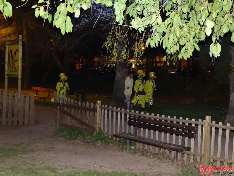 Το πάρκο της Καλαμάτας πλημμύρισε από καρναβαλιστές 12