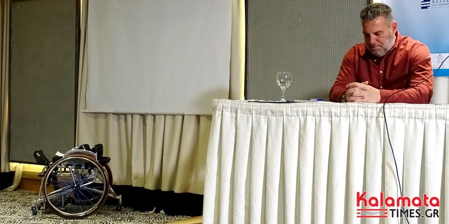 Γιώργος Λαζαρίδης στόχος η συμμετοχή μου στους Παραολυμπιακούς Αγώνες «Τόκιο 2020» Δώρο έκπληξη από το Elite City Resort 10
