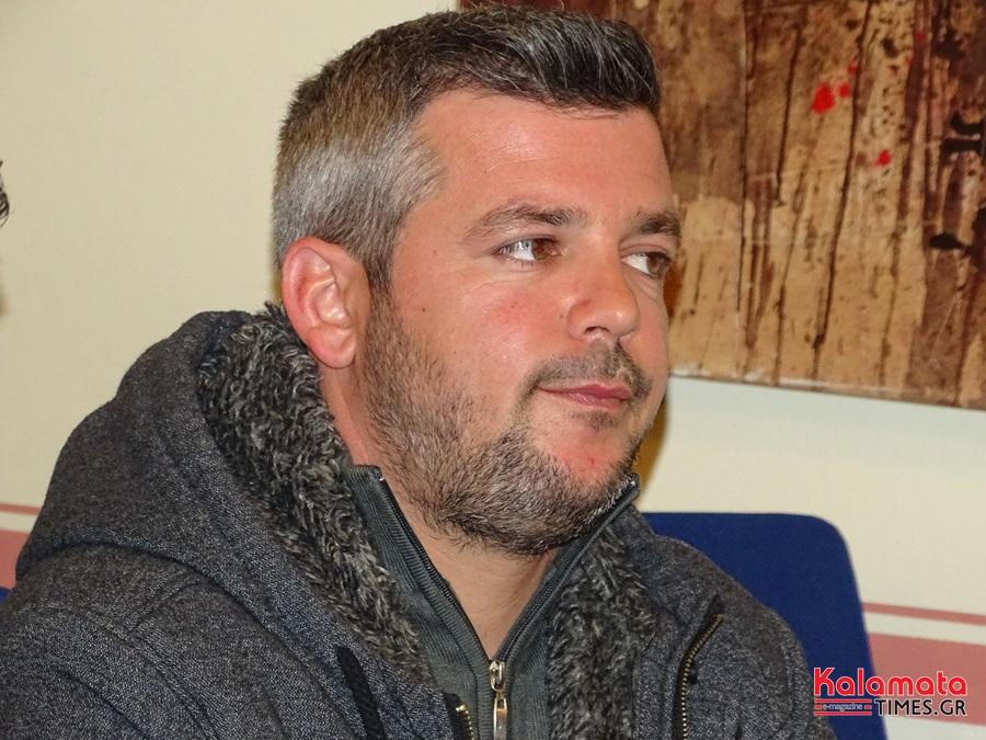 Θανάσης Βασιλόπουλος: Παρουσίασε 4 ακόμα νέους υποψηφίους, φτάνοντας τους 47 6