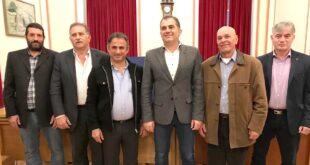 5 νέους υποψήφιους παρουσίασε ο Θ. Βασιλόπουλος φτάνοντας τους 43