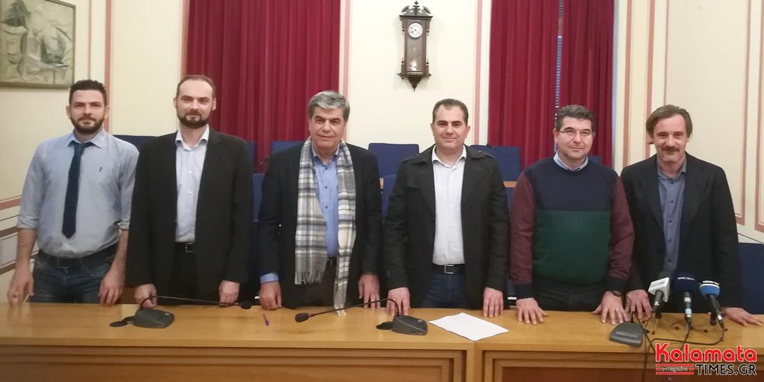 Ο Θανάσης Βασιλόπουλος παρουσίασε 5 νέους υποψήφιους του συνδυασμού Δημιουργική Πρωτοβουλία για το Δήμο Καλαμάτας 14