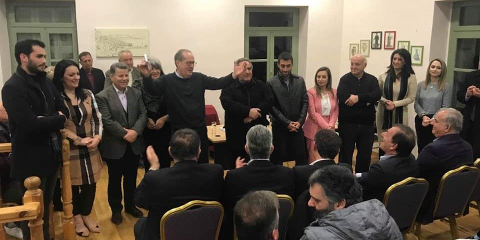 Ανοικτή συνάντηση - συζήτηση με το κοινό στην Κορώνη ο υπ. Περιφερειάρχης Πελοποννήσου Παναγιώτης Ε. Νίκας 31