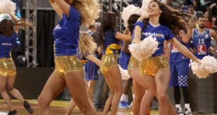 All Star Game: Έβγαλαν μάτια οι τσιρλίντερ