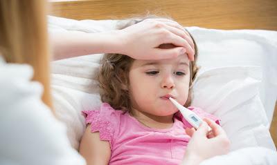 Έχει το παιδί σας πυρετό; Τι πρέπει να προσέξετε και τι δεν πρέπει να κάνετε 10