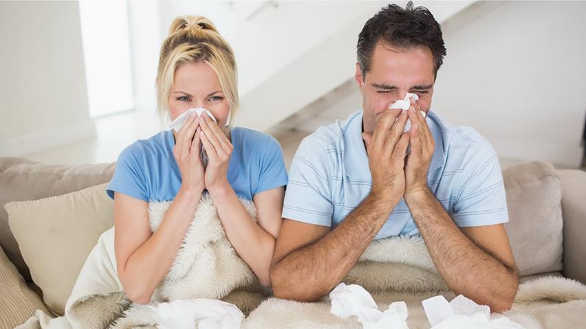 Γρίπη: Τι συμβουλεύει ο Παγκόσμιος Οργανισμός Υγείας 17