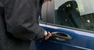 Συνελήφθη 34χρονος για κλοπές – διαρρήξεις σε οχήματα στη Μάνη