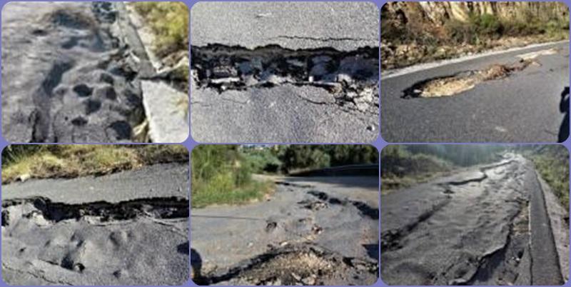 Ο επικίνδυνος  δρόμος Άγιος Δημήτριος – Πλάτσα στη Μάνη Ένας δρόμος με την δική του πονεμένη ιστορία 13