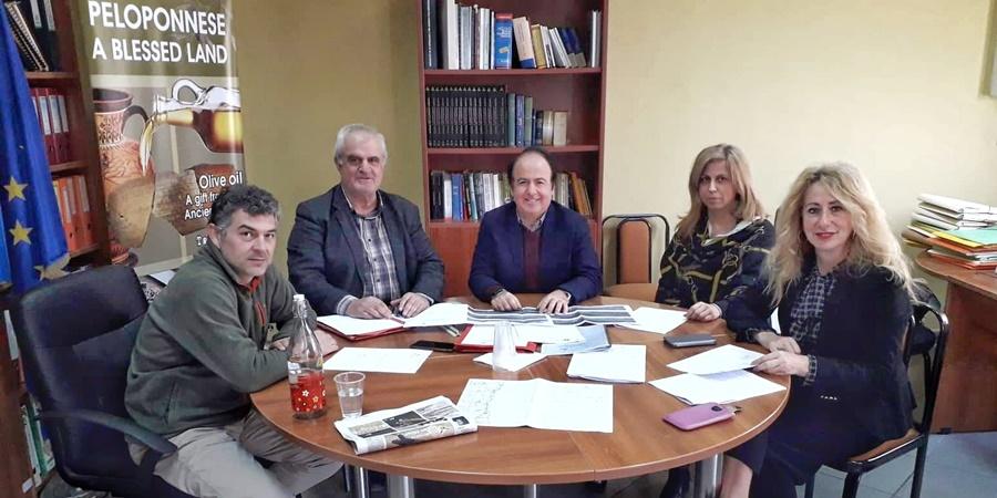 Προτεραιότητα το έργο αντιδιαβρωτικής προστασίας της Αίπειας στον Δήμο Μεσσήνης 20