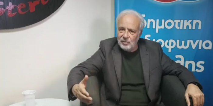 Δ. Σαραβάκος: Είμαι ανοιχτός σε συνεργασίες, γιατί αποτελούν εγγύηση, πως δεν θα υπάρχει αδιαφάνεια στη διοίκηση της Περιφέρειας 15
