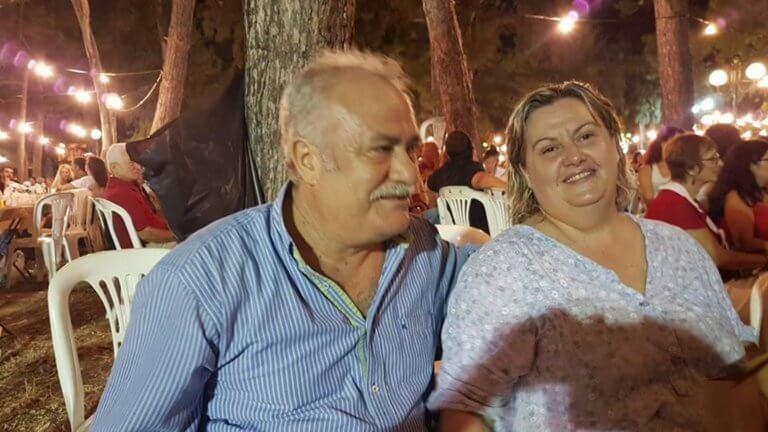 Καλαμάτα: Με δύο φωτογραφίες «αποχαιρέτισε» τη μητέρα της η κόρη του θύματος 14